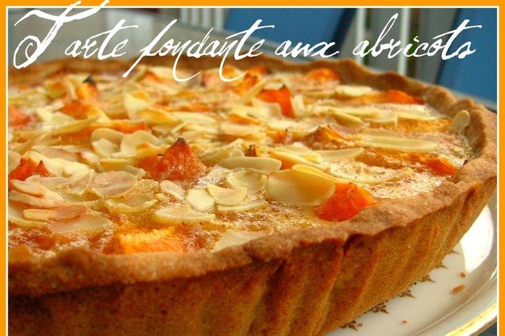 Tarte aux abricots : la meilleure recette