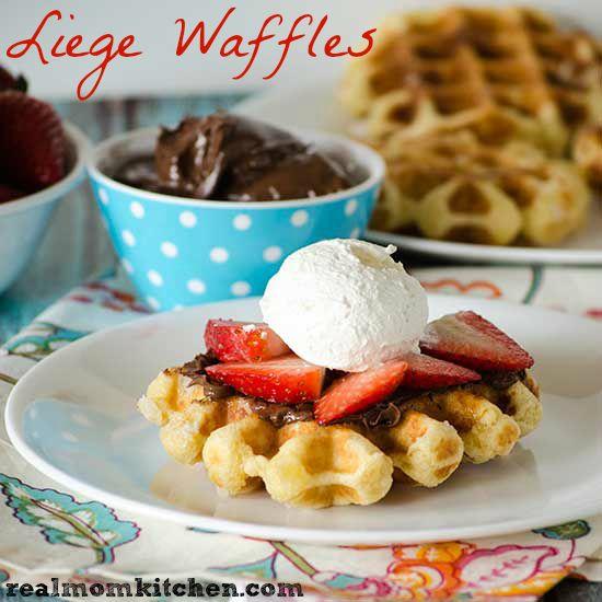 a really fun celebrating food, waffles Food Holidays, Roundup