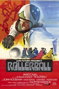 Rollerball Movie Posters From Movie Poster Shop