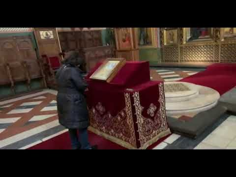 Cathedral Of The Transfiguration Of Our Lord An Serbian Orthodox Church Also The Last Half Is During Mass Travel Videos The Transfiguration Zagreb Croatia