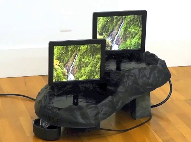 Open Loop (No User Serviceable Parts) by Zachary Davis. Flanks and Slopes, FalseFront 2012