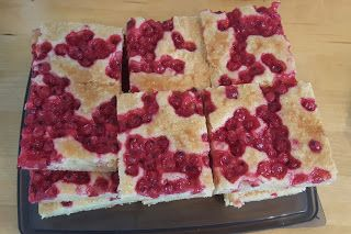 Malin bakes a cake: Sega rutan