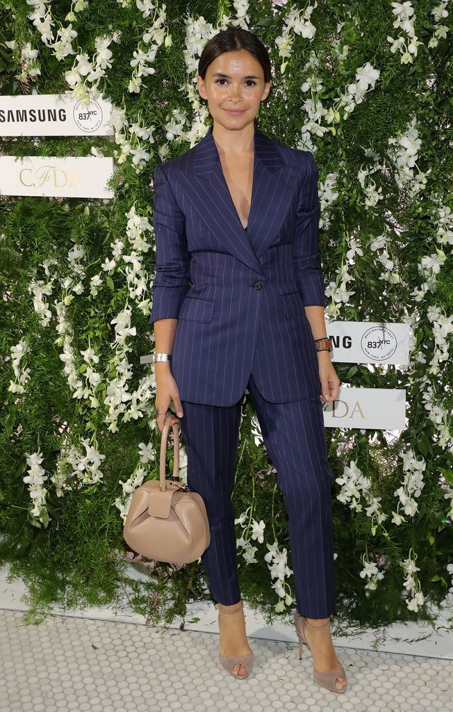 awesome Miroslava Duma Photos: Samsung 837 Hosts Official 2016 CFDA Fashion Awards After Party In NYC