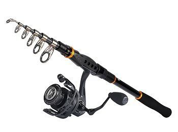 Read our newest article KastKing Spinning Travel Fishing Rod Combo on https://www.reelchase.com