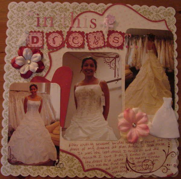 Searchwords: Wedding Dress Shopping