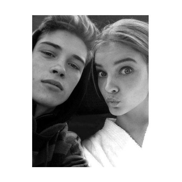 Pics For > Barbara Palvin And Francisco Lachowski Manip ❤ liked on Polyvore featuring pictures, barbara palvin, people and francisco lachowski