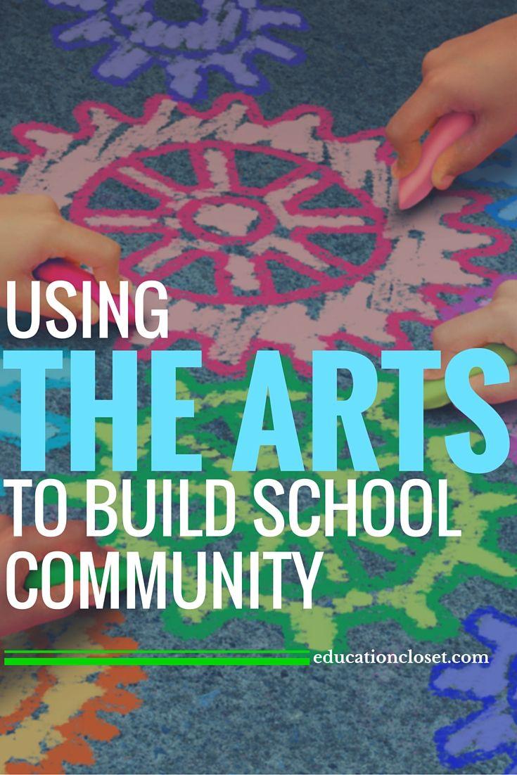Using The Arts to Build School Community | educationcloset.com