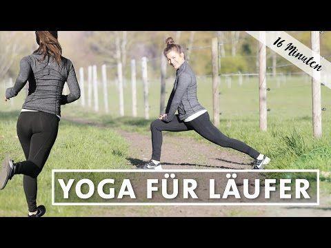 Yoga für Läufer | Dehnen & Stretchen nach dem Joggen - Mady Morrison - Yoga Lifestyle