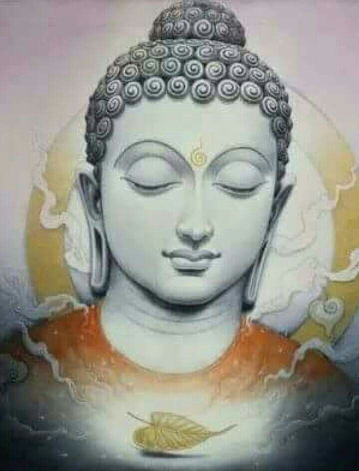 318 best images about ph t on pinterest for Buddha mural paintings