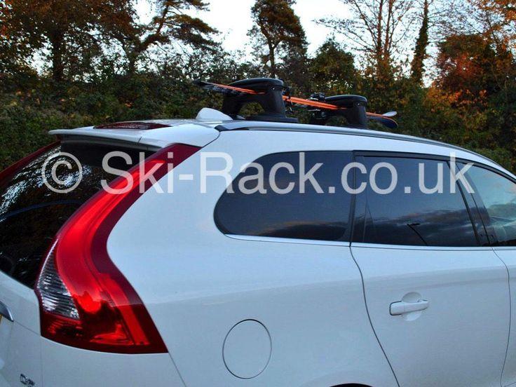 Volvo XC60 Ski Rack