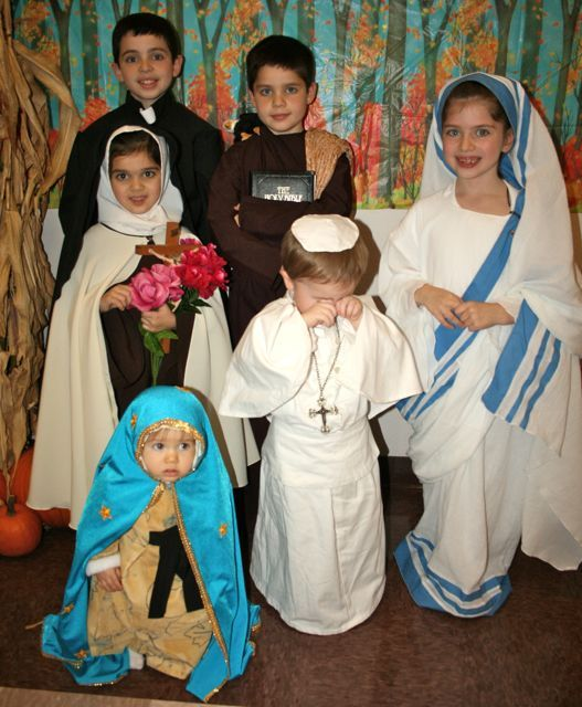 St. Isaac Jogues St. John the Evangelist Blessed Teresa of Calcutta St. Therese of Lisieux St. Pius X Our Lady of Guadalupe Happy Al...