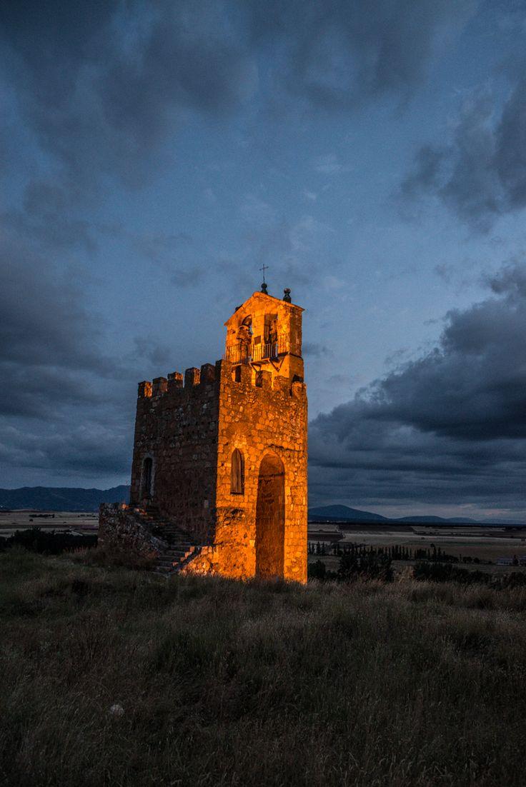 Ayllón, Segovia, Castile and León, Spain. VIA.