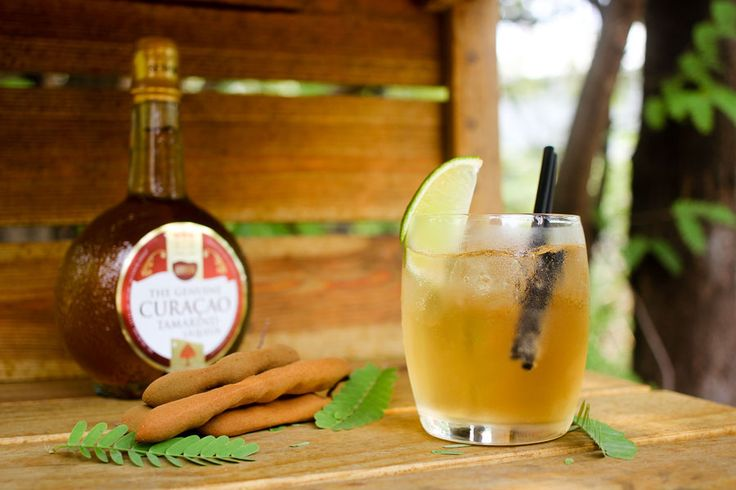 How about a variation of the Mexican Mule using our original Tamarind Liqueur? We found that Ginger pairs excellent with the Tamarind flavor. It made us think of the Moscow Mule. But, instead of the vodka, we decided to go with some Latin American Tequila! Be careful, as you hardly taste the alcohol. But we assure