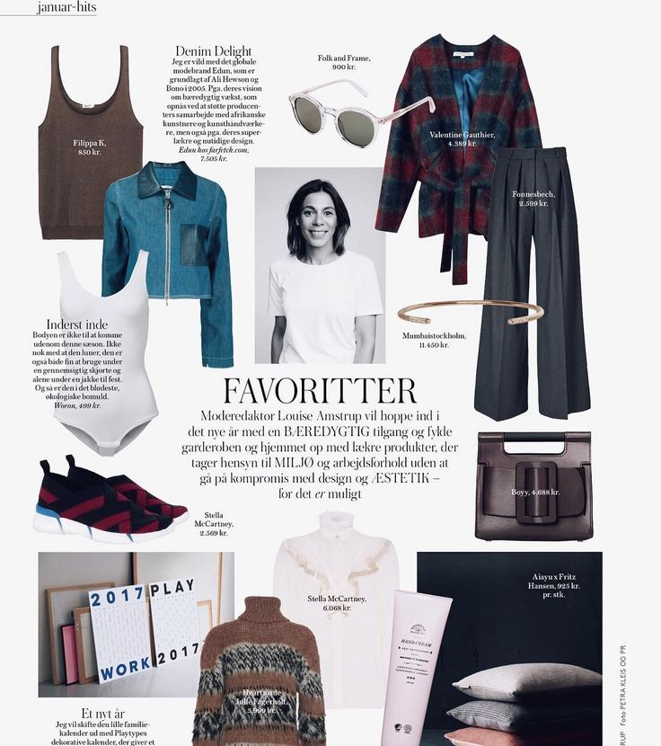 The Fashion Editor of Danish IN Magazine picks our Jade Cuff as her ownly jewelry