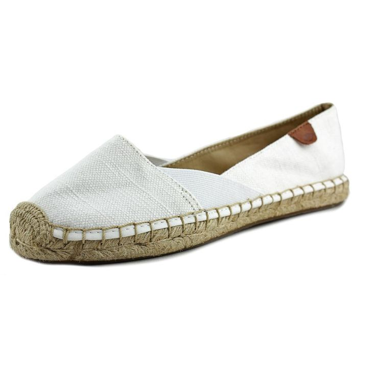 Sperry Top Sider Katama Cape Women Round Toe Canvas Espadrille Nwob