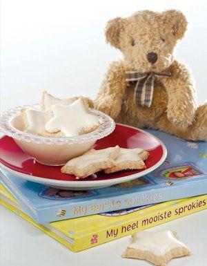 Amandelsterretjies   Sweet treats   YourParenting