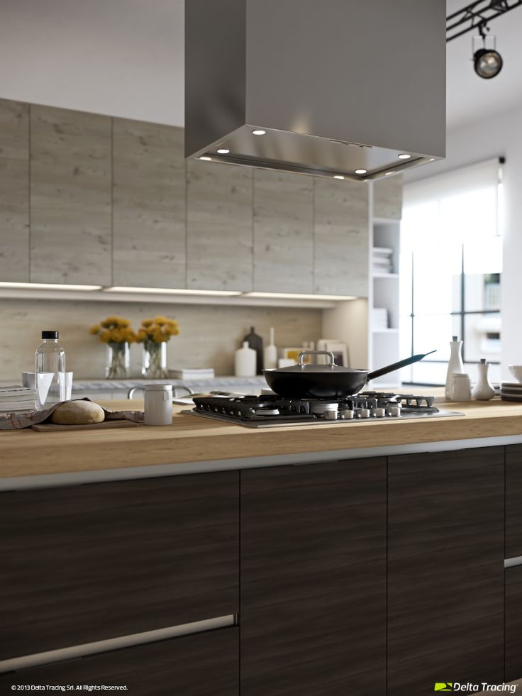 kitchen designs by delta. visualization of kitchen sets for marketing purposes by Venice based  studio Delta Tracing Srl More CGI 88 best Black kitchens images on Pinterest