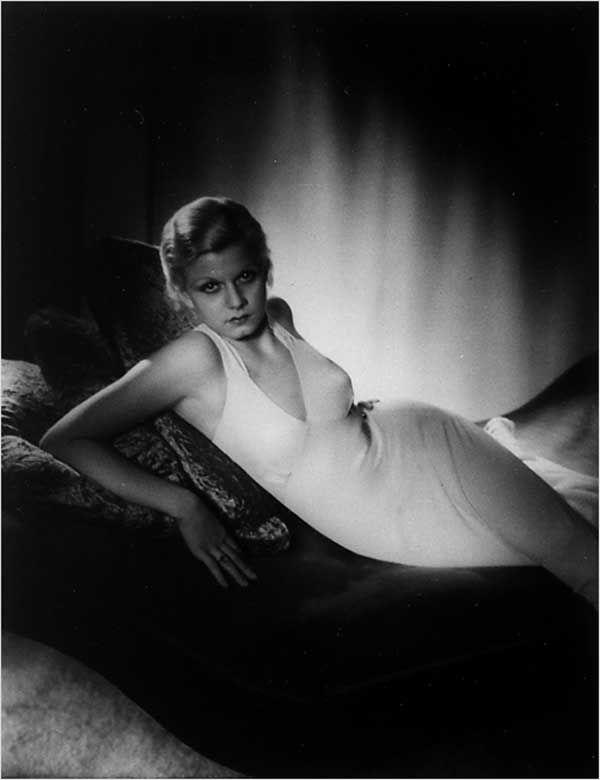 Hurrell: Glamour, Jeanharlow Georgehurrell, Inspiration, Georgehurrell Blackandwhite, Jeans, Jean Harlow, George Hurrell, Photo, Classic