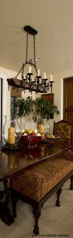 Light fixture More & Best 25+ Tuscan dining rooms ideas on Pinterest | Mediterranean ... azcodes.com