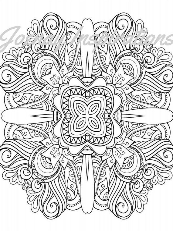 mandala coloring pages of sunday - photo#10