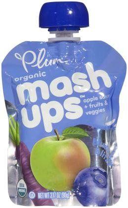 Perfect snack for the boys  #plumorganics #gotitfree