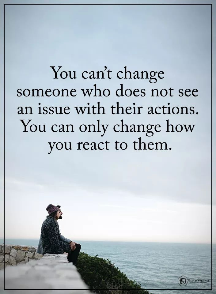 Tired Of Trying To Help Someone And Change Them For The Better When