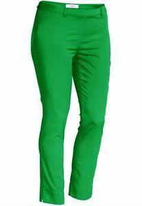 Sommer 7/8 Hose Stretchhose von Sheego in Grün Größe 56 (306977) | eBay