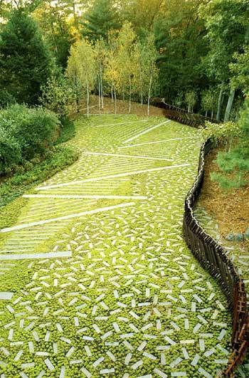 Mikyoung Kim's Fractal Landscapes