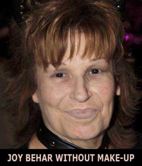 Joy Behar Without Makeup Completely Naked Pinterest Medium The O Jays And Makeup