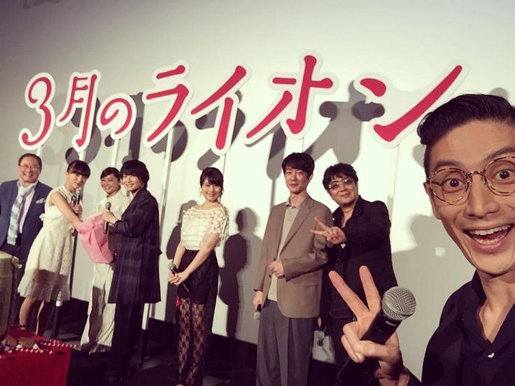 いいね!8,653件、コメント16件 ― 伊㔟谷友介さん(@iseya_yusuke)のInstagramアカウント: 「2回目の挨拶! 前編後編一気観ができるのは、今だけ! 僕も気がついたら会ったことのない自分の父親を演じてたのかもしれないと思った作品です。 是非きて欲しいです! #3月のライオン #神木隆之介…」