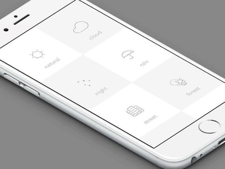 Zen App Concept by Kevin Py