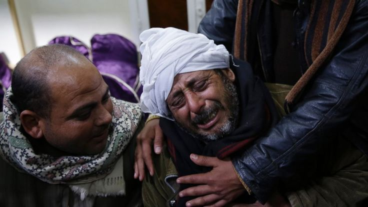 Video interviews with survivors of a deadly attack by Islamic militants on a bus taking Egyptian Christians to a remote desert monastery are painting a picture of untold horror, with children hiding under their seats to escape gunfire.  The videos surfaced on social media networks on Sunday,... - #Attack, #Bus, #Christian, #Egypt, #Recount, #Survivors, #TopStories