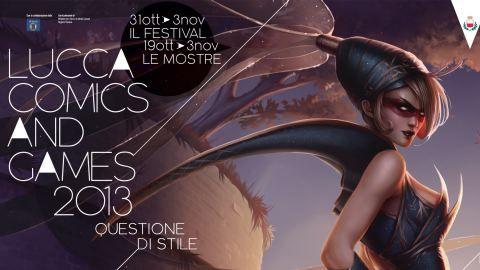 Lucca Comics and Games 2013: edizione dedicata alla moda ma non solo!