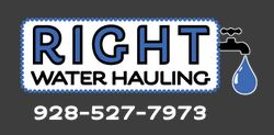 At Right Water hauling you will find the only company with with both a 4,000 & 5,000 gallon tanker that has the ability to provide bulk Water Delivery Services to even remote commercial and residential customers throughout Northern Arizona.For Northern Arizona and Water Delivery Flagstaff, Right Water Hauling offers the ability for safe,secure and direct online payment. With our online payment you can opt to pre-pay into your account.