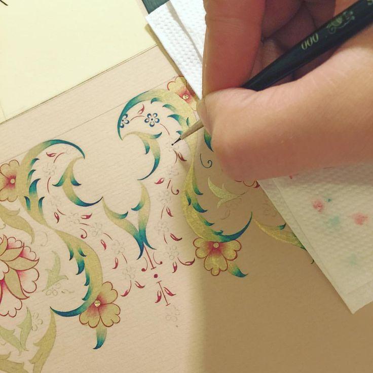 #workinprogress  #detail #artwork #dilarayarcı