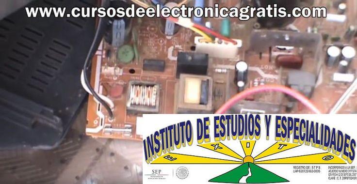 CURSOS DE ELECTRÓNICA GRATIS: REPARACIÓN DE TV PARTE 2