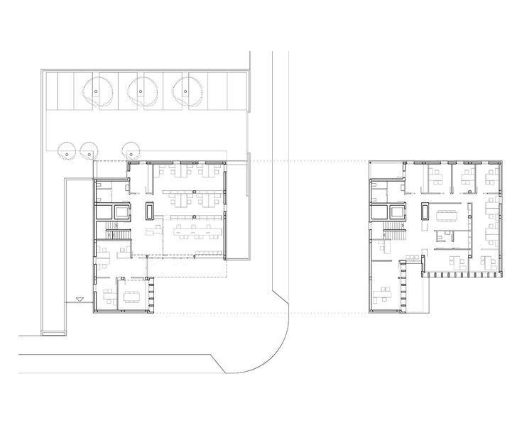 Office in Son Bugadelles,Floor Plan