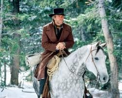 Pale Rider. Client Eastwood is cool...and so is his horse.