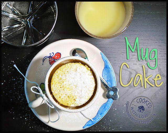 Ricetta facile e veloce per microonde - Mug Cake Ananas e Cocco - Degustabox - Anice Stellato e Fiori di Vaniglia