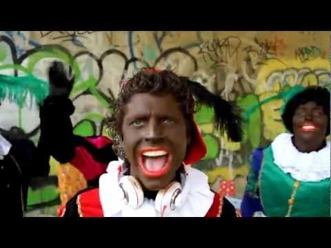 Party Piet Pablo - Zwarte Pieten Stijl