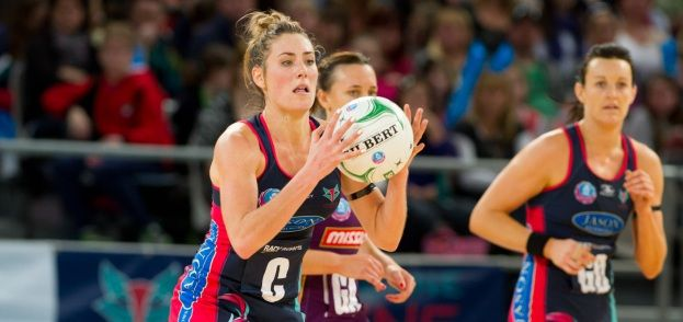 Melbourne Vixens edged out of ANZ Championship by the Queensland Firebirds, who took the match 50-46 for a place in the Grand Final against the Thunderbirds.
