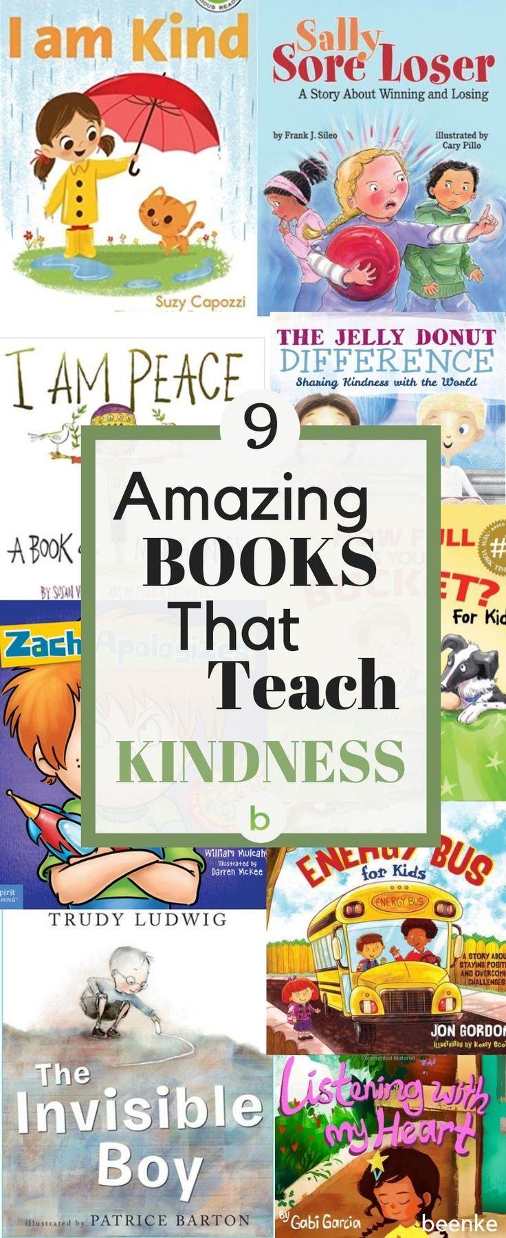 Amazing Books That Teach Kindness To Children