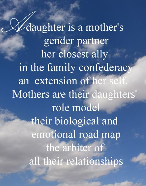 More mom quotes from daughter at http://vividgiftideas.com/2014/02/20/8-sentimental-mother-quotes-daughter/