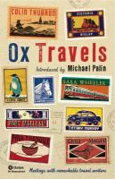 Thirty-seven excellent short articles by invited writers, mostly British, are contributed to this travel book which is introduced by Michael Palin. Each article contains a short bio about the contributor with a photograph as well. This is an impressive book which I would recommend to the armchair traveller.