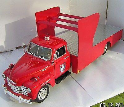 AMT Chevy Truck car hauler / custom body.
