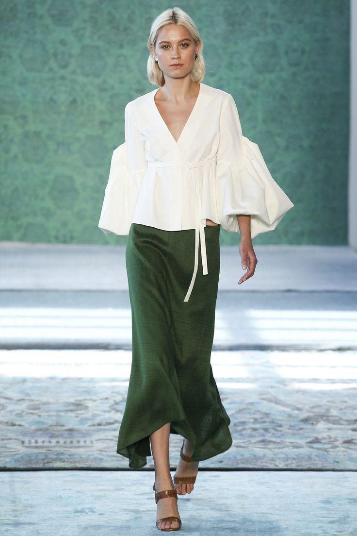 awesome Hellessy Spring 2017 Ready-to-Wear collection. | ANDWHATELSEISTHERE...