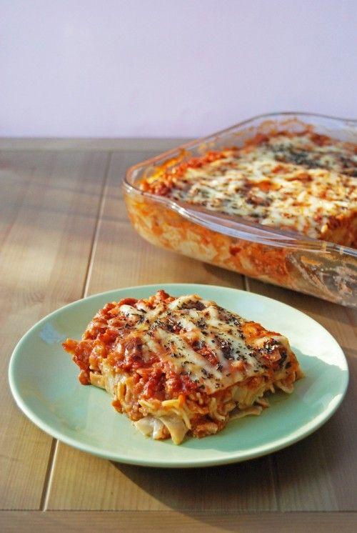 Rakott húsos tészta - Kifőztük, online gasztromagazin
