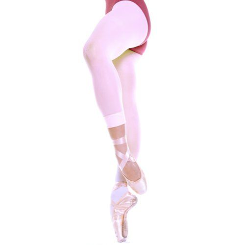 Angelina Professional-Grade Convertible Ballet Tights for only $9.00 You save: $10.50 (54%)