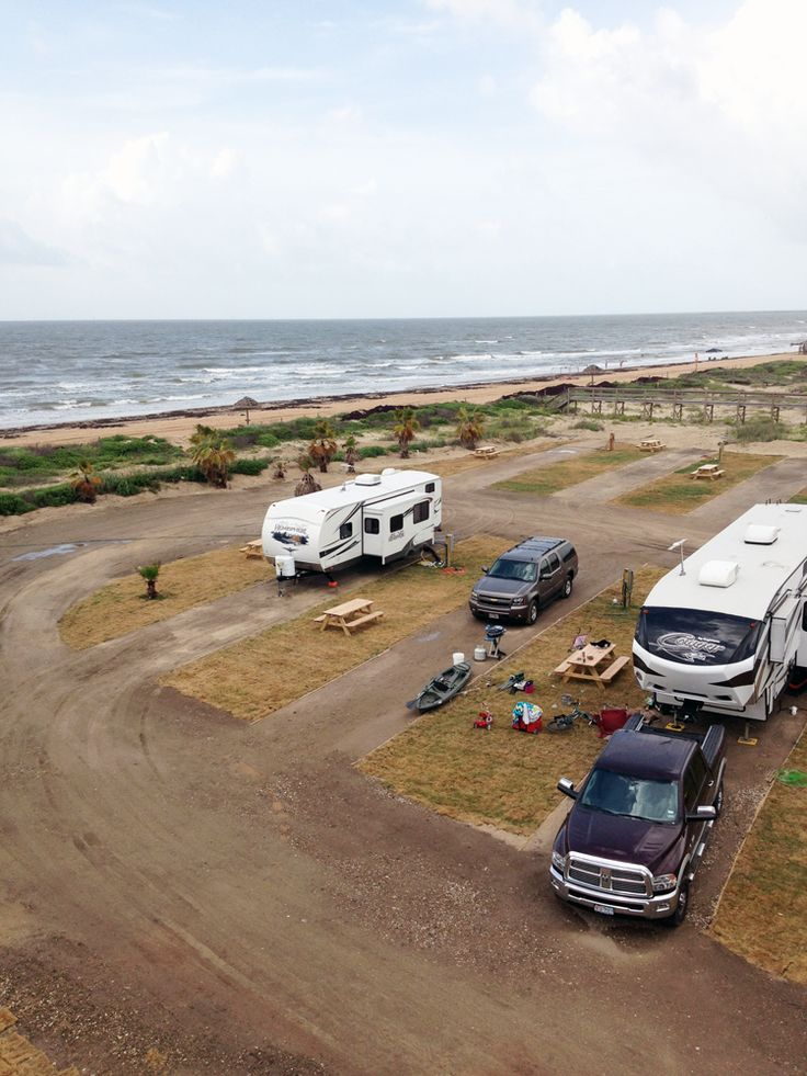 Beachfront RV Resort at Surfside Beach, Texas, United States - Passport America Discount Camping Club