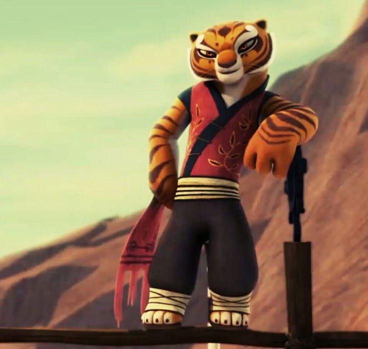 Master Tigress Fan Art: Mater Tigress | Tigress kung fu